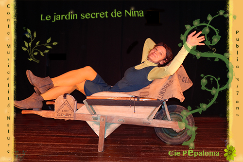 Le jardin secret de Nina